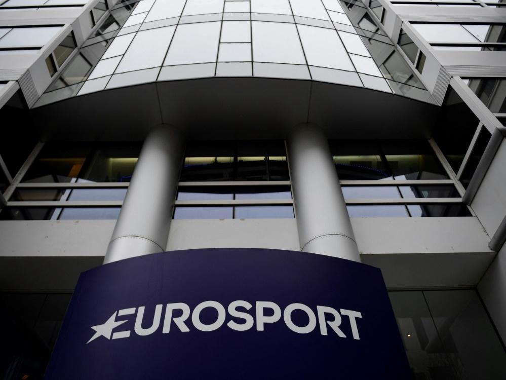 Eurosport gibt positive TV-Bilanz bekannt (© AFP/SID/MARTIN BUREAU)