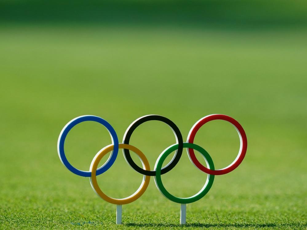 Italien wirbt für elektrische Karts bei Olympia (© AFP/SID/YOSHI IWAMOTO)
