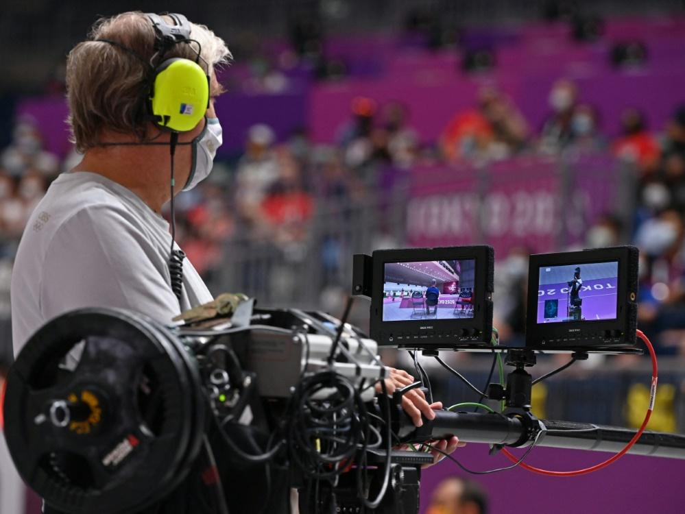 Olympia: ARD und ZDF zeigen sich zufrieden (© AFP/SID/TAUSEEF MUSTAFA)